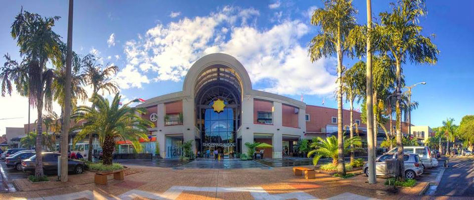 Shopping del Sol (6 Minuten mit dem Auto)