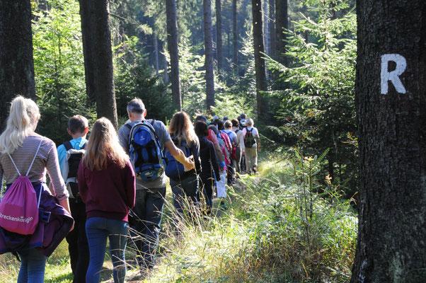 Ausflug Thüringer Wald 2016