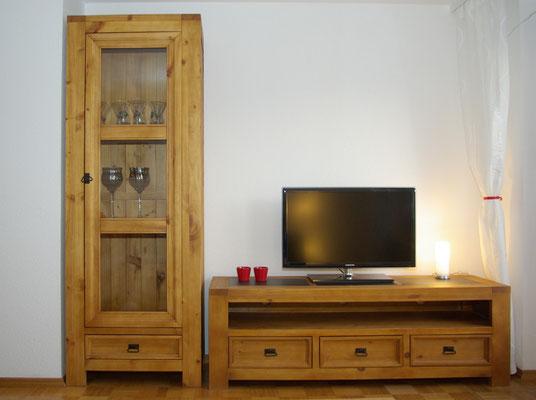 Wohnzimmermöbel mit TFT