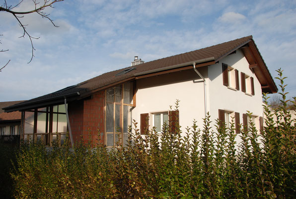 Dachsanierung EFH Oberdorf, Wölflinswil