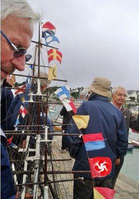 Photo 5 -Facile !  Le symbole du pays basque était tout de même un peu raté !