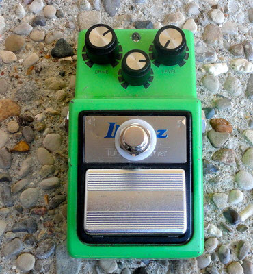 Ibanez TS9 Keely true Bypass