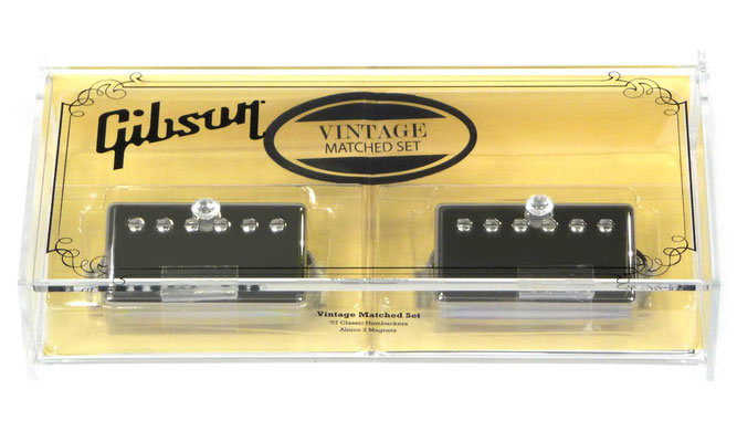 Micros Gibson 57 pick ups