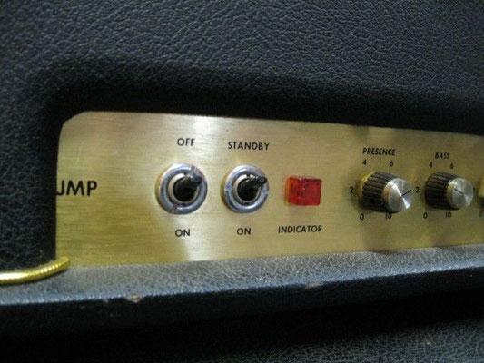 Marshall JMP 50w Vintage 100w 1974
