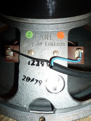 HP 100w FANE Hiwatt DR504 combo 79