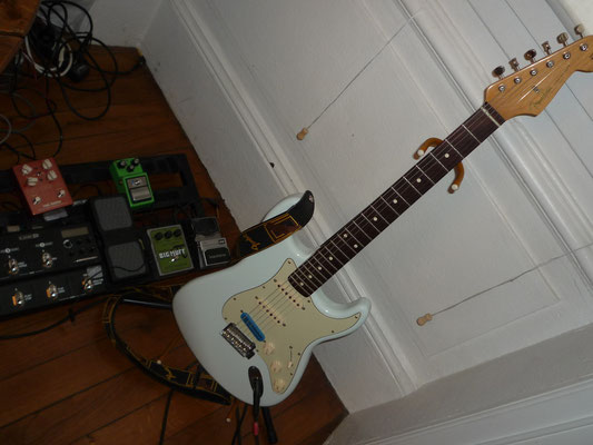 Fender et Pedalboard