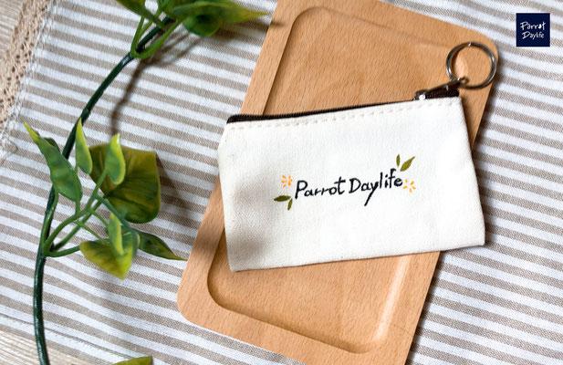 手工繪製零錢包背面手寫logo_2