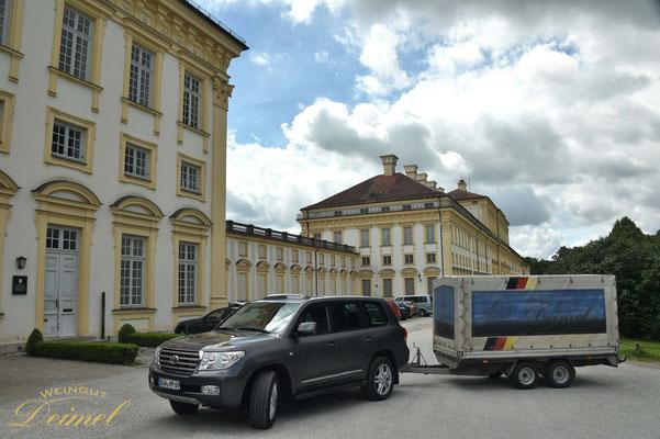 Weingut Deimel on tour