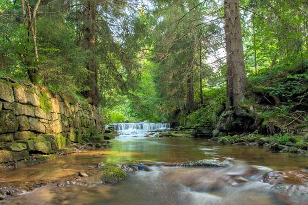 große Bockau im Erzgebirge 2019