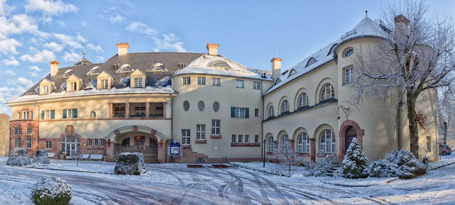 Schloß Wolfsbrunn 18.12.2017