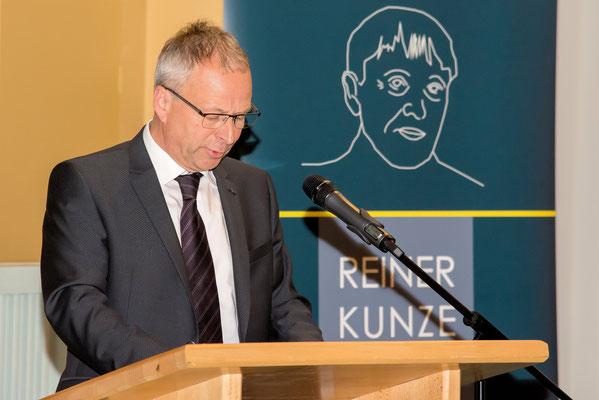 Bürgermeister Bernd Birkigt