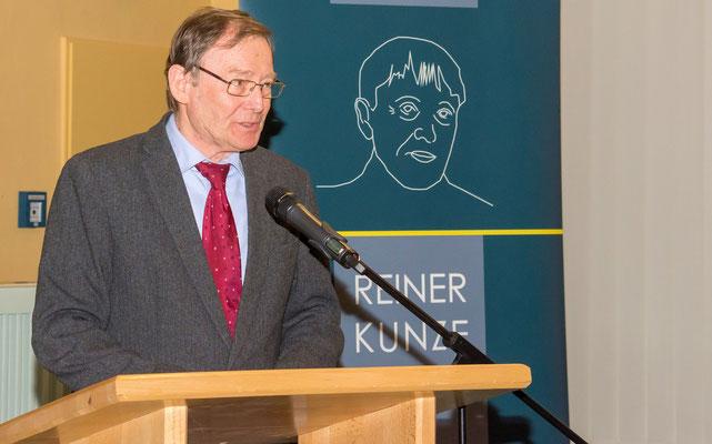 Lautador: Prof. Dr. Hans Dieter Zimmermann