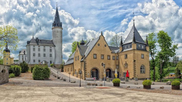 Schlosshotel Purschenstein 01.06.2019