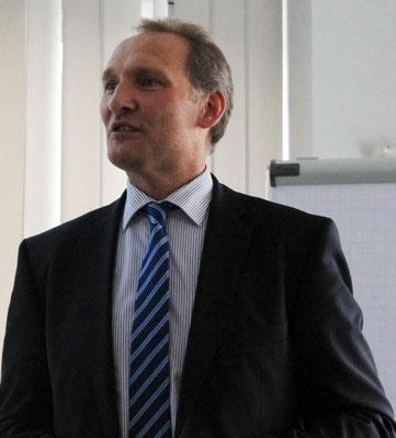 Abbildung 8: Dr.-Ing. Carsten Spieker (Foto Dr. Hochhaus)