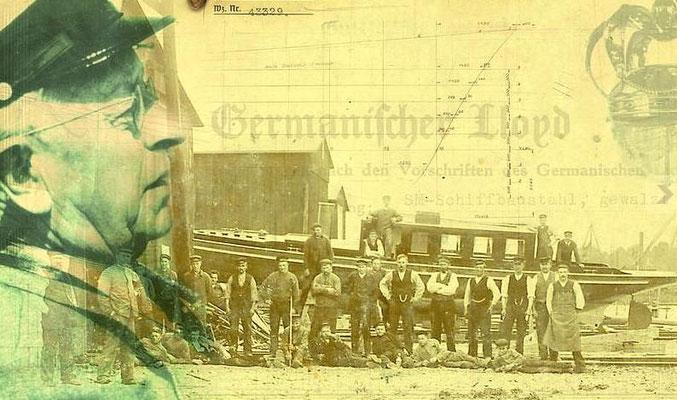 Abbildung 5: Die Werft wurde 1907 gegründet (Quelle A&R)