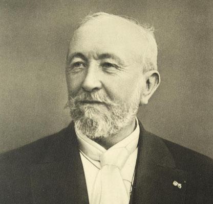 Abbildung 3: Georg Howaldt,  Gründer der  Werft