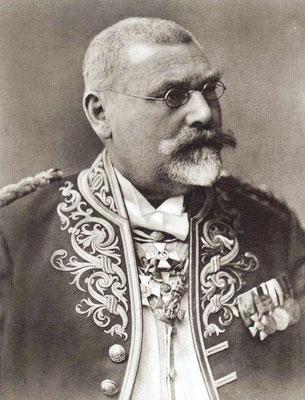 Rudloff lehrte von 1902-1913Entwerfen von Kriegsschiffen