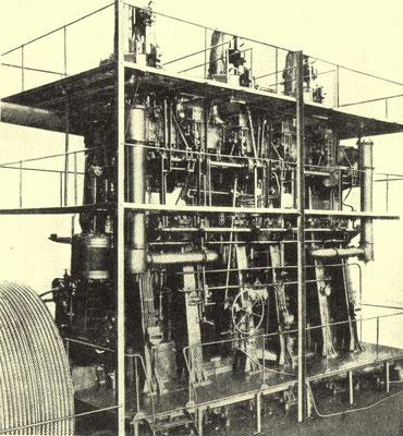 Abbildung 6: Foto des Motors (Quelle Cummins)