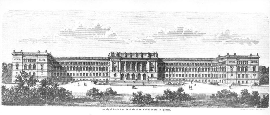 Technische Hochschule Carlottenburg