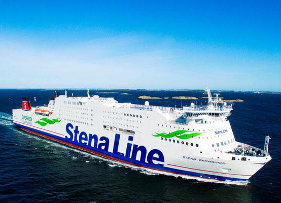 """Abbildung 5: """"Stena Germanica"""" (Quelle Stena"""