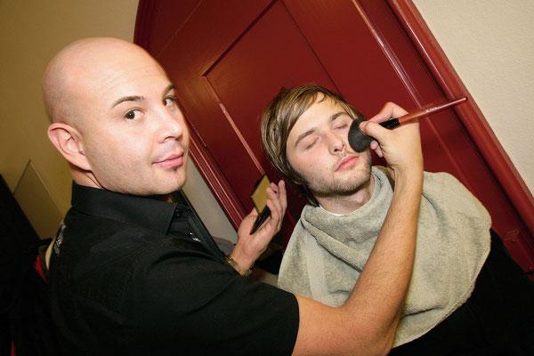 TV-Make-Up Nils Althaus © www.mauribeauty.com