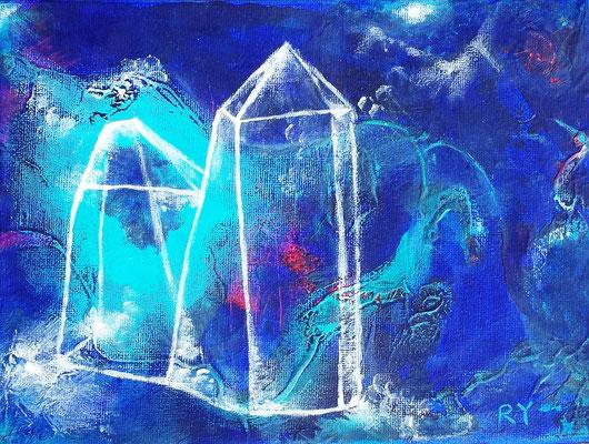 Kristallreiche 9 verkauft