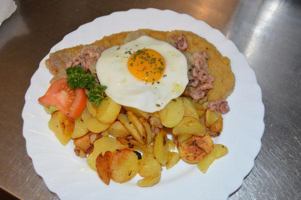 Seemann´s Schnitzel
