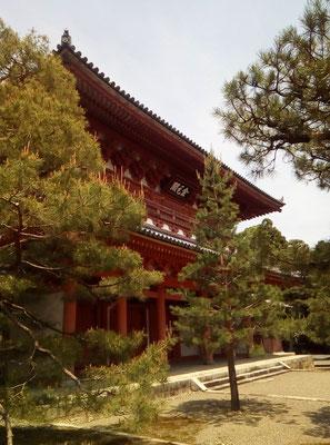 三門(金毛閣)