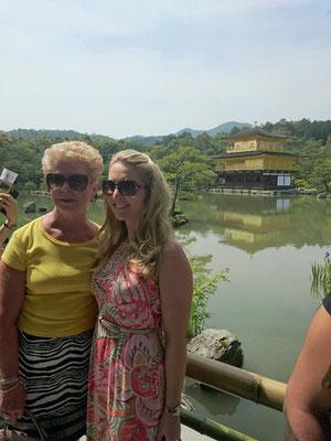 Kinkaku-ji Temple, the Golden Pavilion