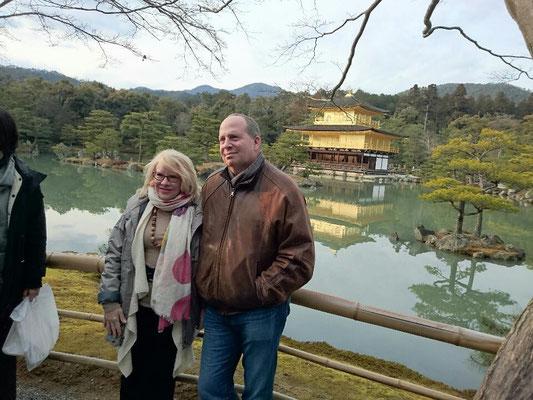 KiKinkaku-ji Temple (Rokuon-ji Temple)