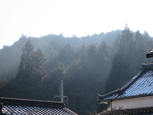 聖林寺 小倉山