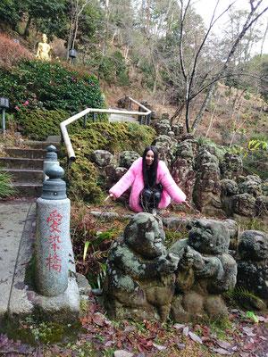 Otagi Nenbutsu-ji Temple, 1,200 Rakans