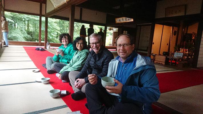 Kyoto Ohara Hosen-in Temple