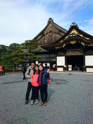 Ryoan-Ji temple, rock garden temple