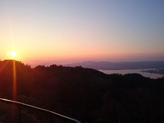 大津・琵琶湖