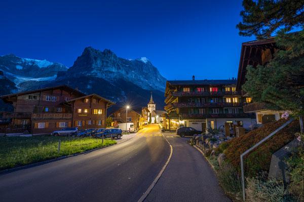 Grindelwald mit Eiger