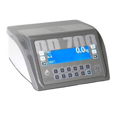 Digitales Wägeterminal DD 700 ABS