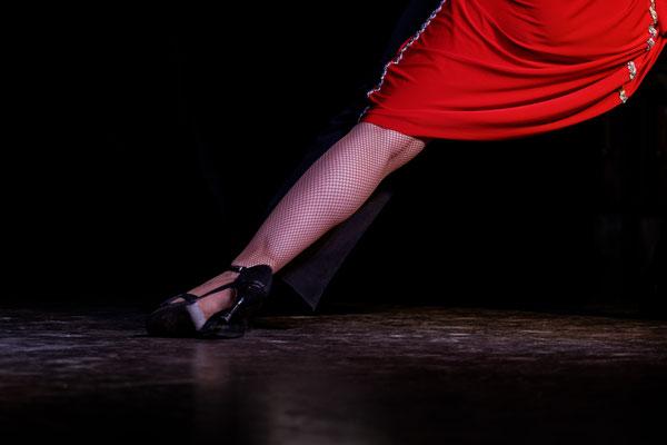 Tango, in Sevilla