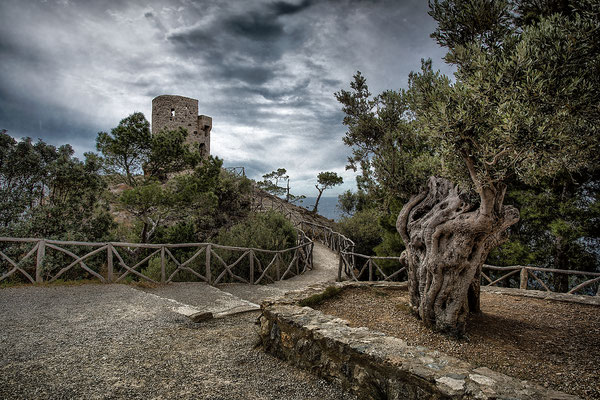 Mallorca, Torre des Verger an der Westküste