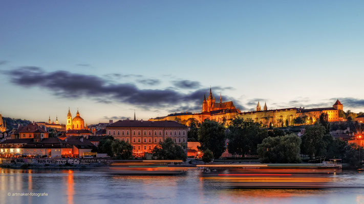 Prag, die goldene Stadt
