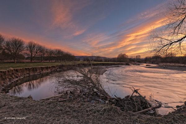 Die Ahr sucht einen neuen (alten) Abfluß in den Rhein