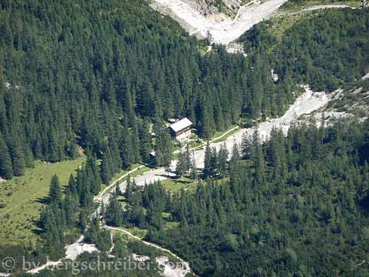 Reintalangerhütte (1.370 m); Quelle: bergschreiber.com (15.03.2017)