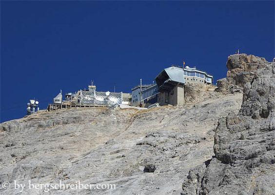 Zugspitzgipfel (2.962 m); Quelle: bergschreiber.com (15.03.2017)