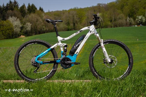 Das e-Bike speziell für Frauen - Haibike SDURO FullLife