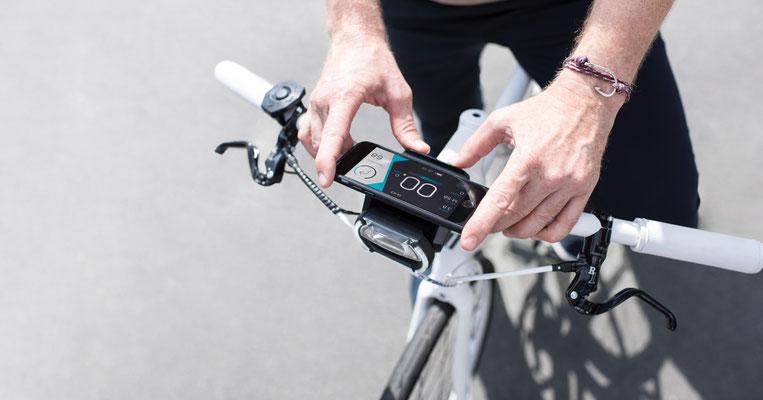 Wenn e-Bike und Smartphone fusionieren