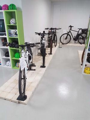 City- und Touren e-Bikes kaufen in Aarau-Ost