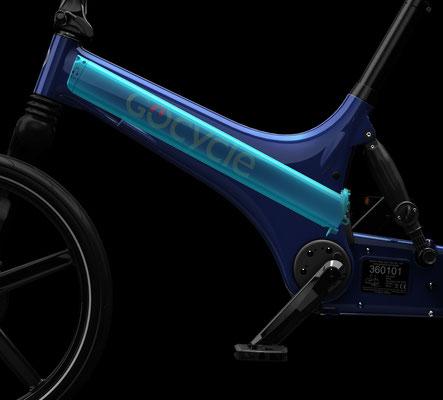 Gocycle G3 Akku