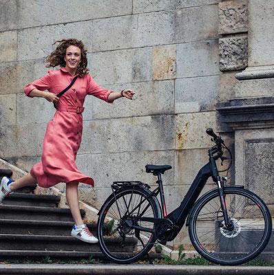 Bulls City e-Bikes und Trekking e-Bikes in Bern