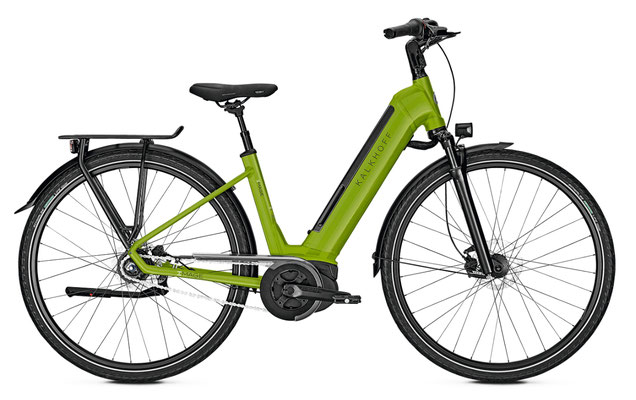 Kalkhoff Image Move B8 City e-Bike 2018