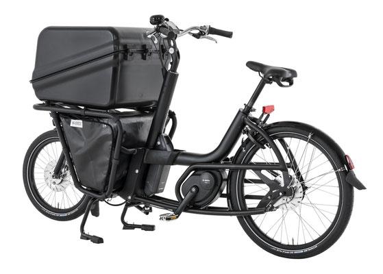 Urban Arrow Shorty Pizza Box - Cargo e-Bike Zubehör 2019